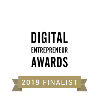 Digital Entrepreneur Awards 2019 Finalist